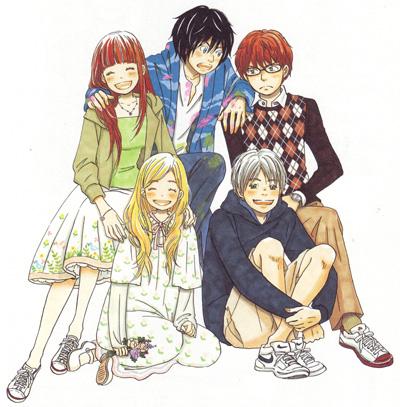 Мед и клевер (первый сезон) / Hachimitsu to Kuroba