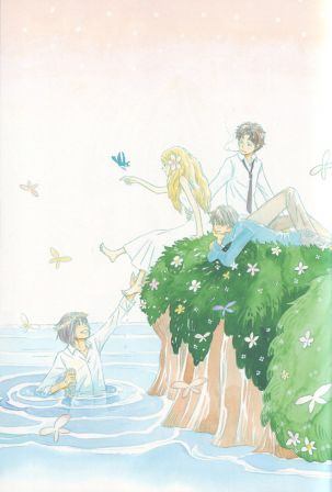 Une vision de Honey and Clover